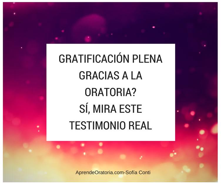 gratificacion